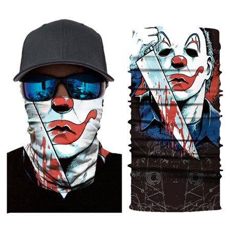 Cool Robot Mask Scarf Joker Headband Balaclavas for Cycling Fishing Ski Motorcycle - Cool Masks For Sale