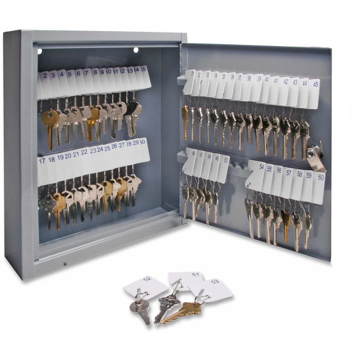 Sparco Steel Hook Design Key Cabinet