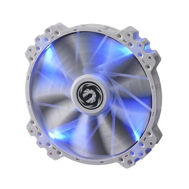 Bitfenix BFF-WPRO-20025B-RP Spectre Pro 200mm Blue Led Case Fan [white]