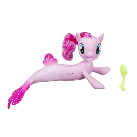 My Little Pony: The Movie Pinkie Pie Swimming Seapony - Pony Pinkie Pie