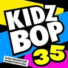 Kidz Bop Kids - Kidz Bop 35 (CD)