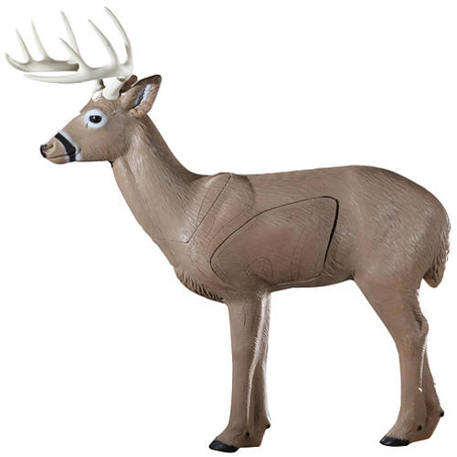 Rinehart Woodland Buck Target by BULLDOG CASE COMPANY