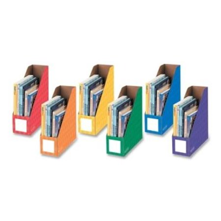 Bankers Box Classroom Magazine File Organizer, 4 in.