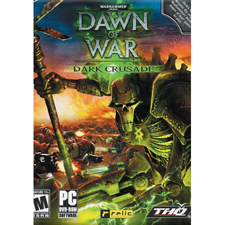 Warhammer 40,000 : Dawn of War - Dark Crusade, Sega, PC, [Digital Download],