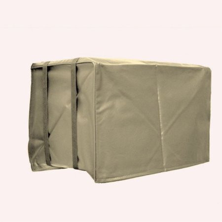 Quality Ultra Safe - A/C Safe Exterior Cover for Small Window Air Conditioners