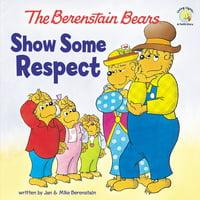 Berenstain Bears Living Lights 8x8: Show Some Respect (Paperback)