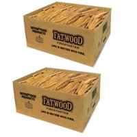 Betterwood Products 9951 Natural Pine Fatwood 50 Pound Firestarter (2 Pack)