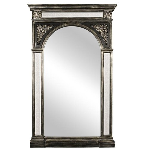Astoria Grand Rectangle Arched Wall Mirror