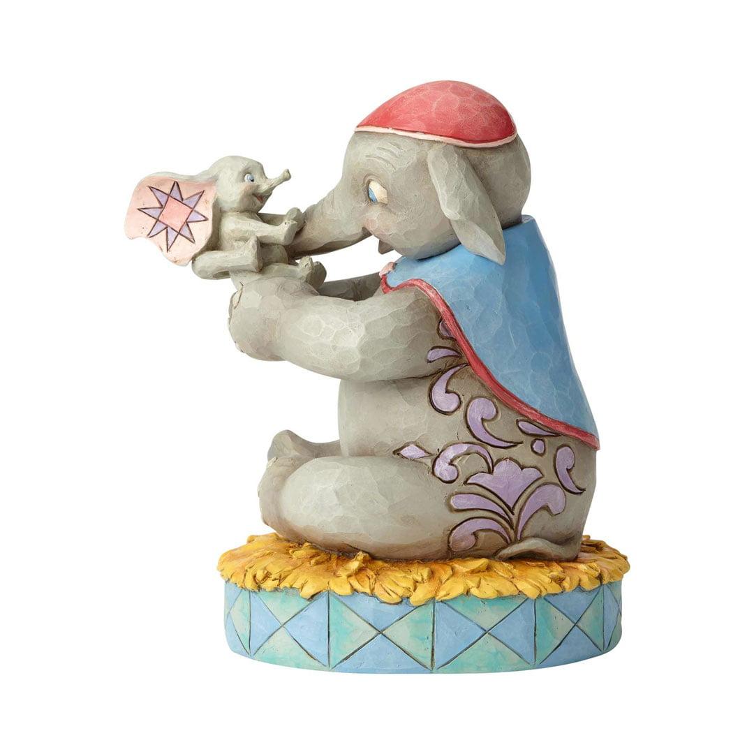 Jim Shore Disney 6000973 Mrs Jumbo and Dumbo Figurine 2018