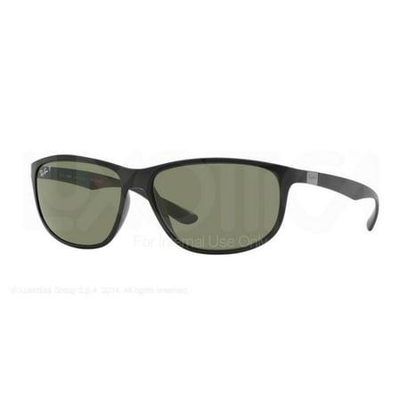 Ray-Ban Sonnenbrille Rb4213, polarized, UV 400, schwarz