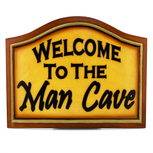 Room Wall Decor - Man Cave