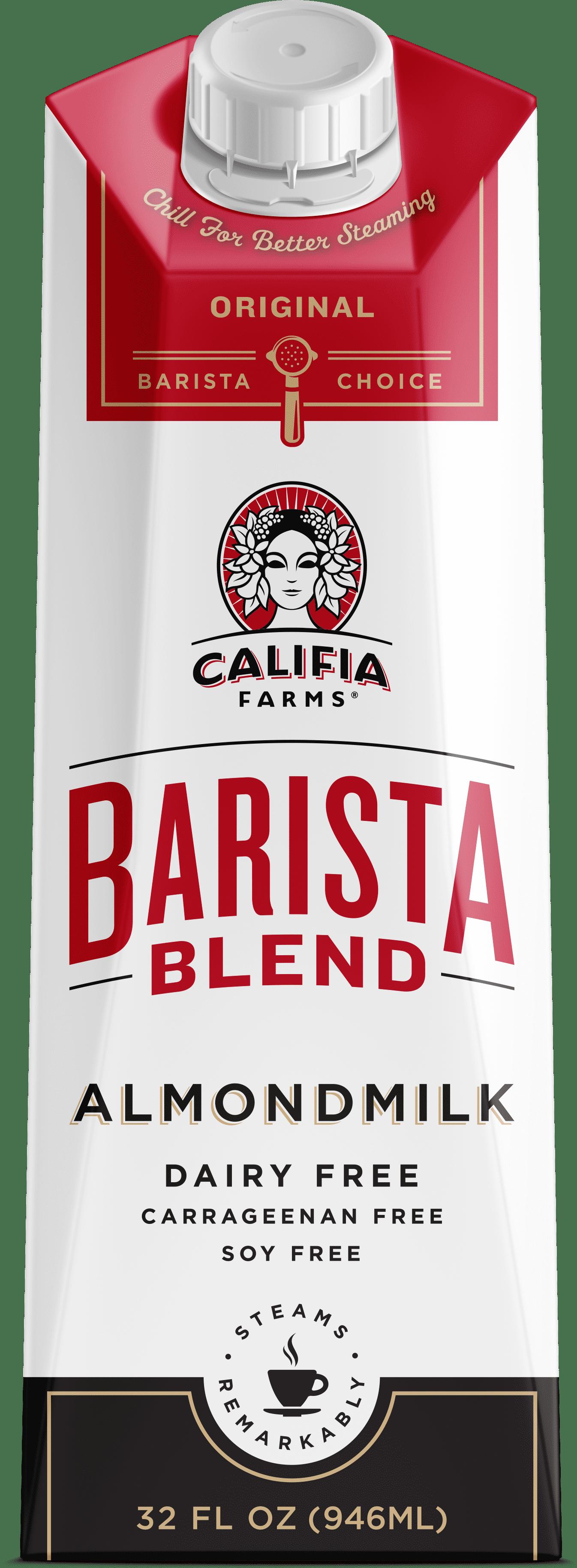 Califia Farms Almondmilk Barista Blend Original 32oz