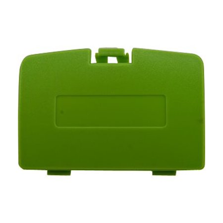 (hyperkin - battery cover - lime - for nintendo game boy color)