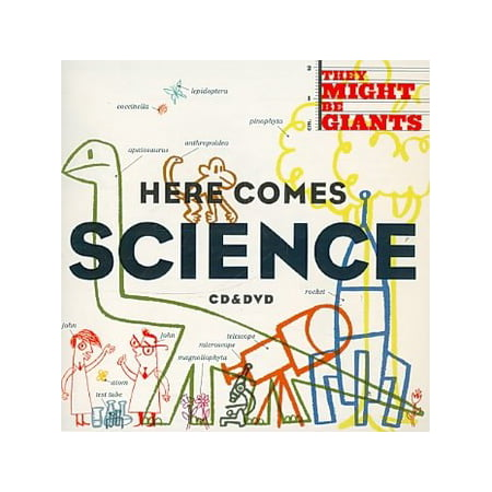 HERE COMES SCIENCE (Music) -