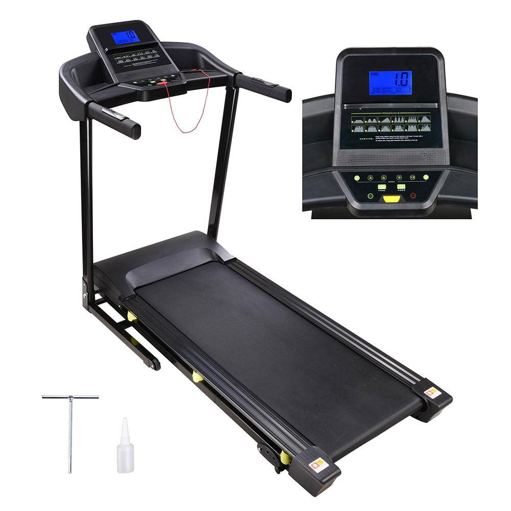 Yescom 3.0HP Electric Treadmill Motorized Running Machine Folding Indoor Jogging Gym Exercise