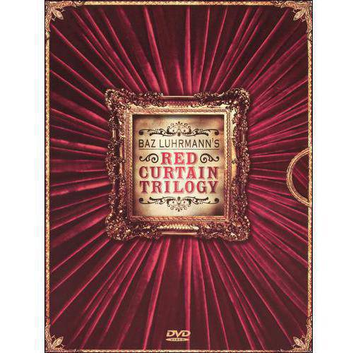 Baz Luhrmann's Red Curtain Trilogy: Strictly Ballroom / Romeo And Juliet / Moulin Rouge (Widescreen)