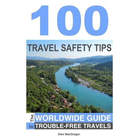 100 Travel Safety Tips - eBook (Halloween Safety Tips)