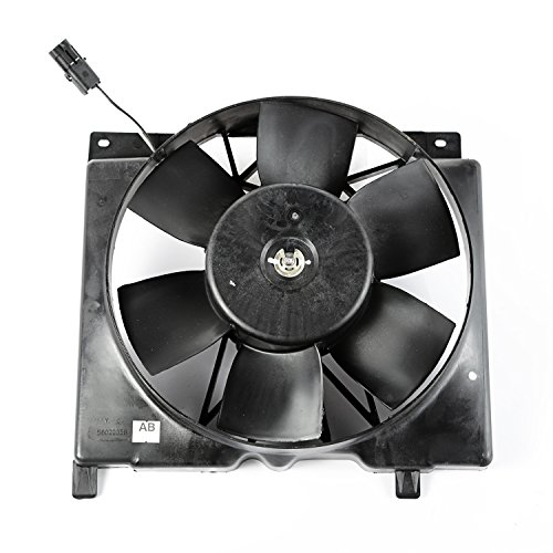 Omix-Ada 56022058AA Engine Cooling Fan A