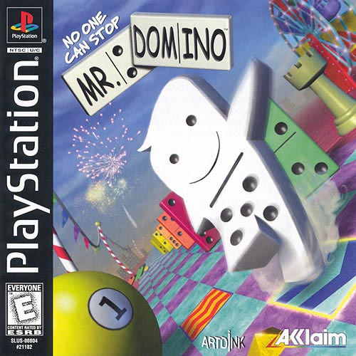 Image of Mr. Domino PSX