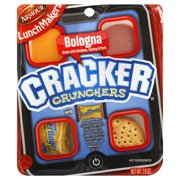 Armour LunchMakers Bologna Cracker Crunchers, 2.6 Oz.