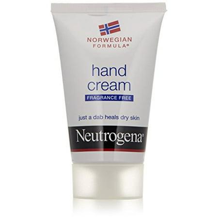 Neutrogena Norwegian Formula Hand Cream, Fragrance-Free (2 Ounce) (Pack of (Neutrogena Norwegian Formula)