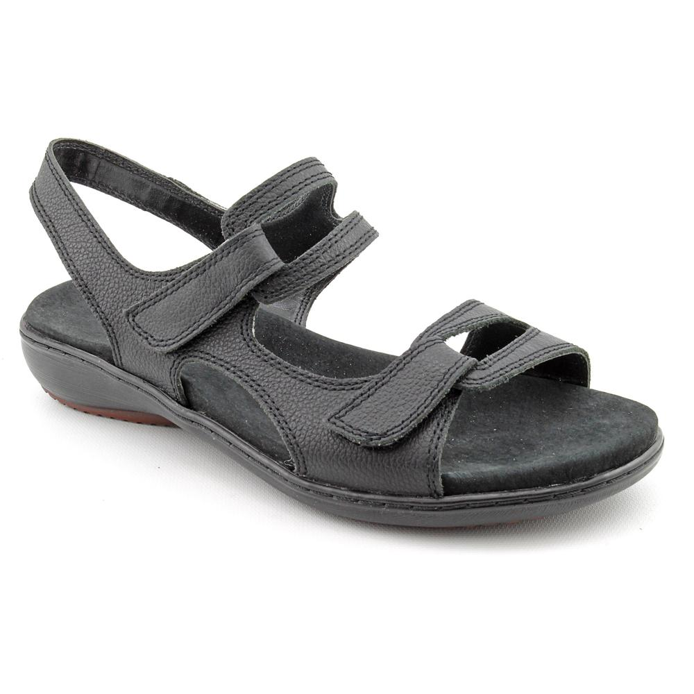 Trotters Katarina N S Open-Toe Leather Sport Sandal by Trotters