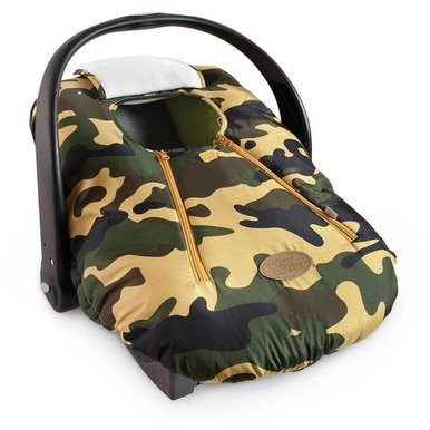 Cozy Cover Camo Infant Carrier, Camo Baby Car Seat Canopy
