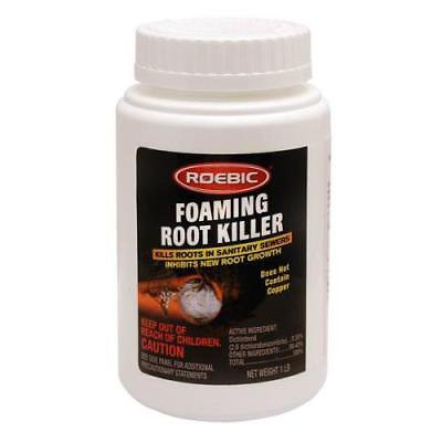 Roebic Foaming Root Killer - Foaming Root Killer
