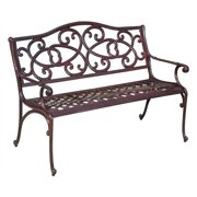 Cast Outdoor Bench