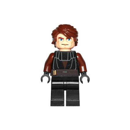 Lego Star Wars Anakin Skywalker (LEGO Star Wars Anakin Skywalker (Clone Wars) Minifigure )