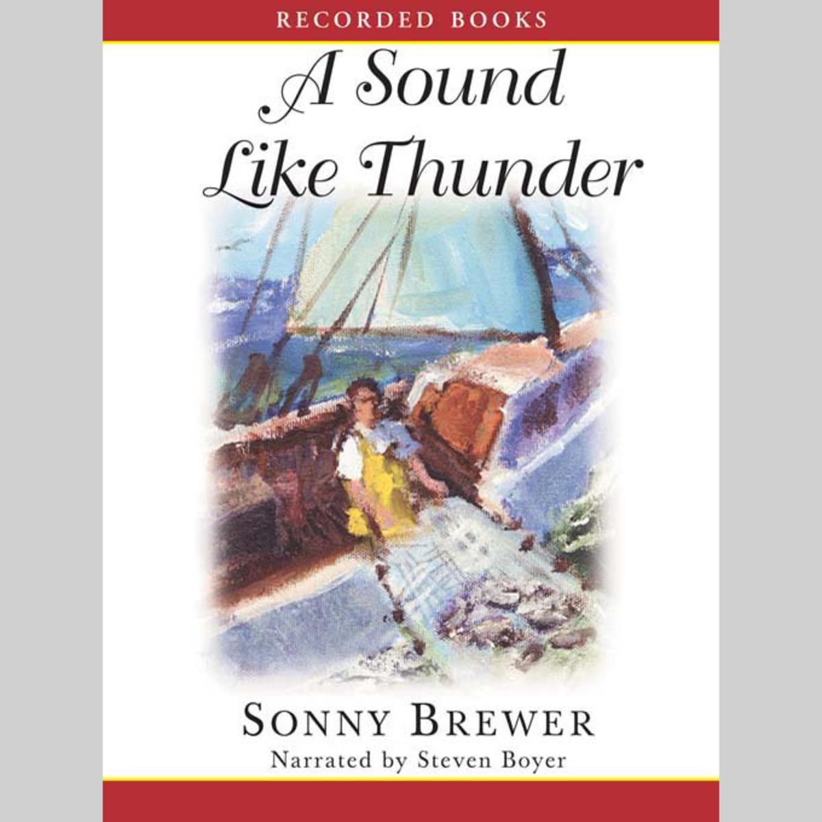 A Sound Like Thunder - Audiobook