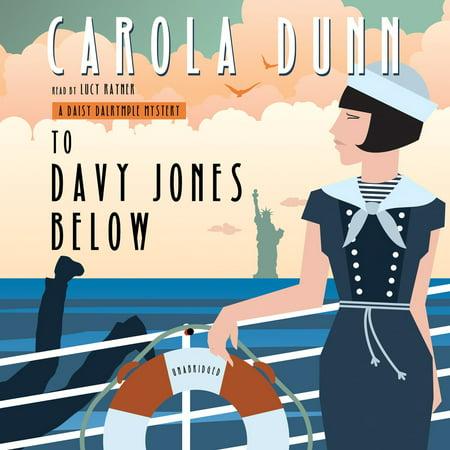 To Davy Jones Below - Audiobook - Davy Jones Makeup
