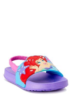 Disney The Little Mermaid Slide Sandal (Toddler Girls)
