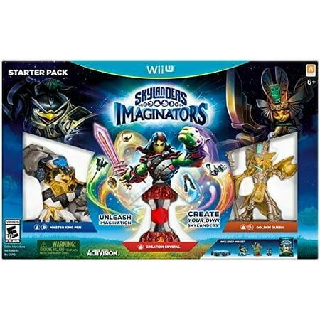 Activision Skylanders Imaginators: Starter Pack for Nintendo Wii (50 Best Wii Games)