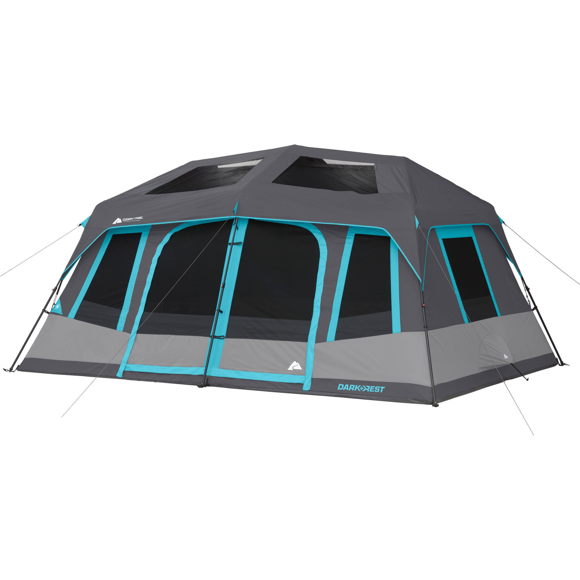 Ozark Trail 10-Person Dark Rest Instant Cabin Tent by Bohemian Travel Gear Limited