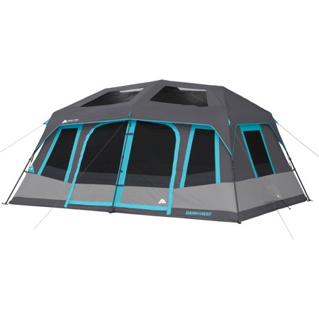 - Ozark Trail 10-Person Dark Rest Instant Cabin Tent
