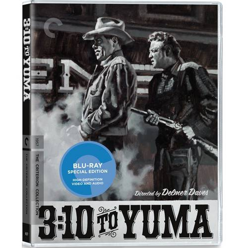 3:10 To Yuma (Criterion Collection) (Blu-ray) (Widescreen)