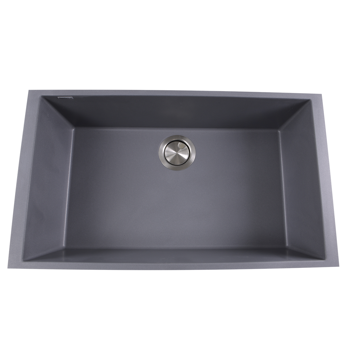 Nantucket Sinks PR3018-S Large Single Bowl Undermount Granite Composite in Sand