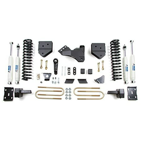 BDS 588H 11 F250/350 Diesel 4/3 Std Block w/o top ov Suspension Kit