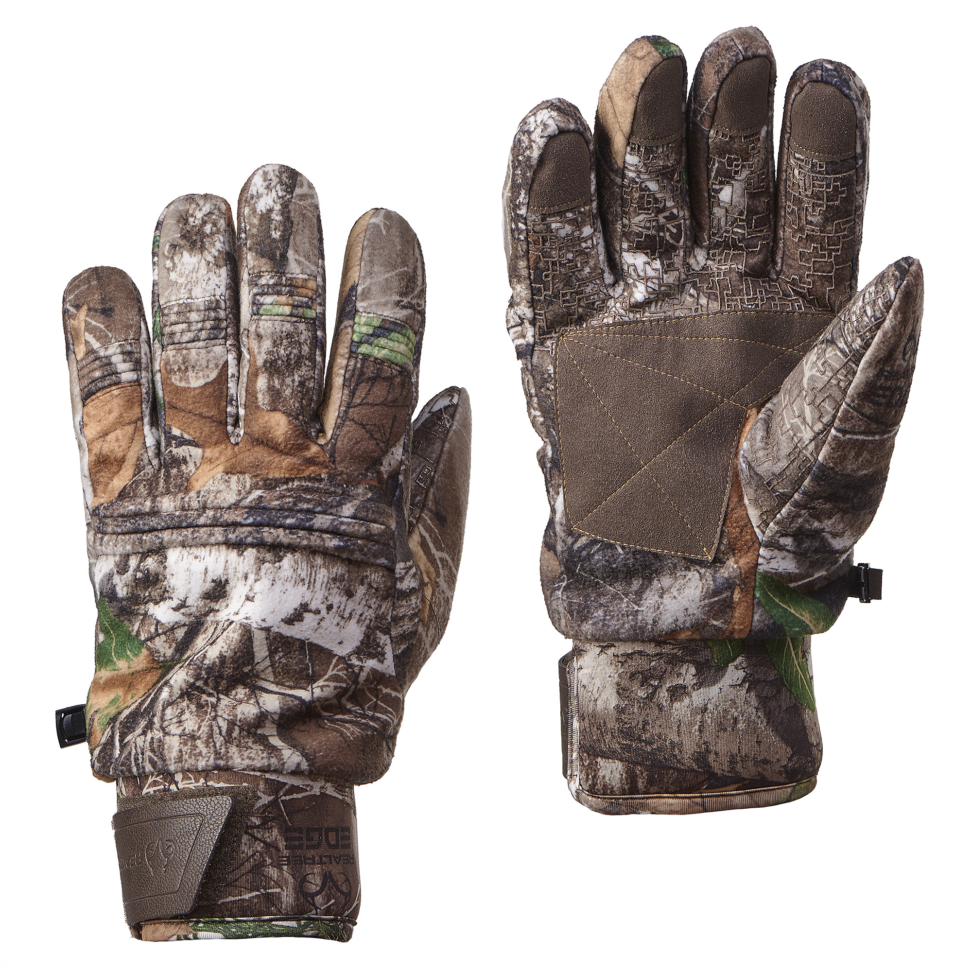 Realtree Edge Men's Heavy Weight Gloves
