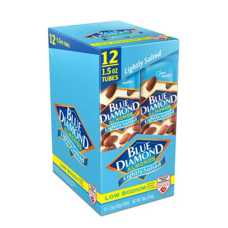 Blue Diamond Almonds Lightly Salted  1 5 Oz