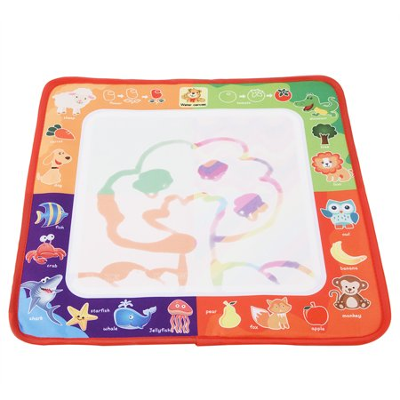 Portable Painting Board,HURRISE Novel Magic Portable Cloth Painting Board for Kid Child Painting Writing Calculating - image 3 de 8