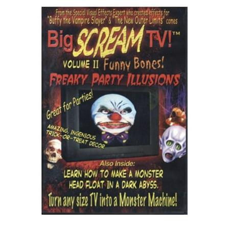 Group Halloween Costumes Tv Shows (Big Scream TV! Funny Bones Vol.)