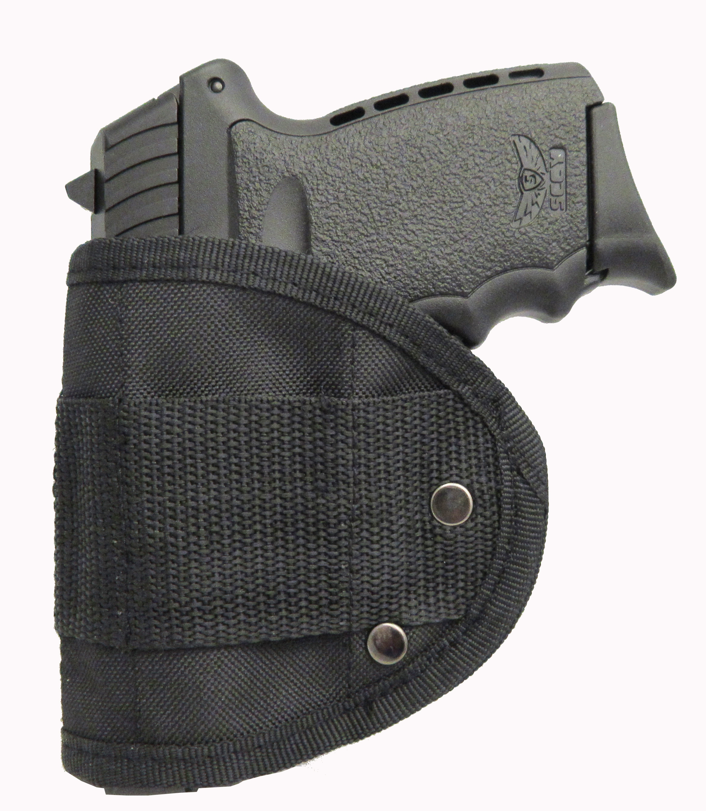 Inside Waistband Poly Woven Sling Holster Fits SCCY CPX 1 & CPX 2