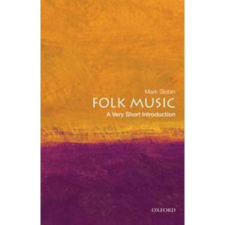Folk Music: A Very Short Introduction - eBook