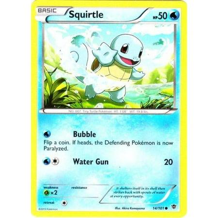Pokemon Plasma Blast Squirtle #14