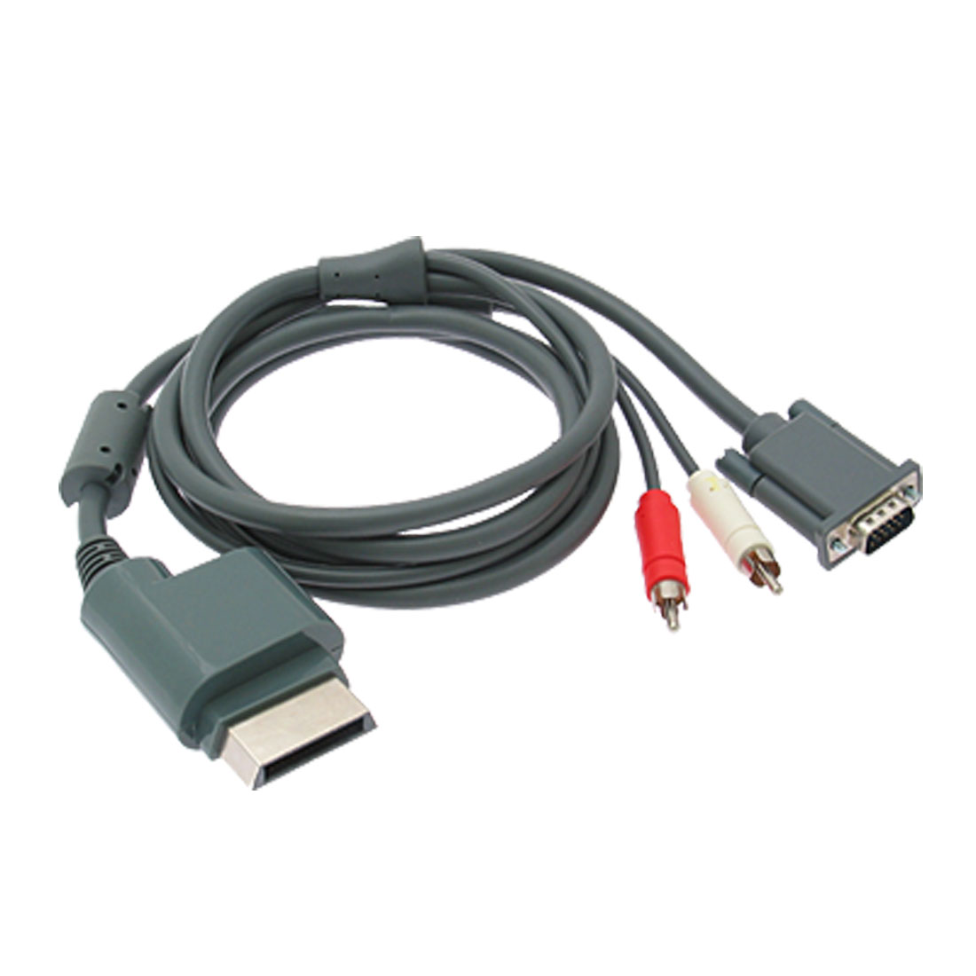 VGA HDAV Audio Video Cable HD AV for Xbox 360 Console Oewan