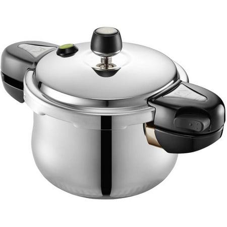 PN Poong Nyun Hi Clad Hive 3ply Pressure Cooker, 6 Cups, HCPC(IH)-20C ()