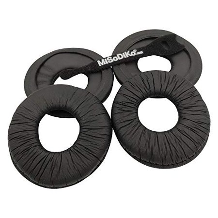 misodiko Replacement Ear Pads Cushion Kit - for Sony MDR-V150 V250 V300 | Headphones Repair Parts Earpads - V300 Part