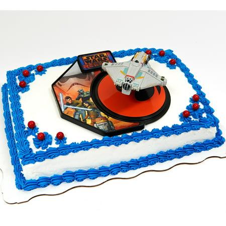 Decopac Star Wars Rebels Ghost Cake Topper Decoset